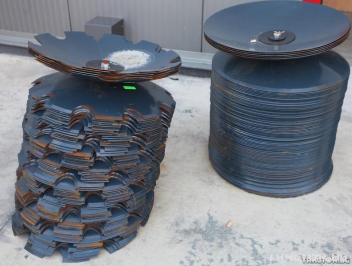 Части за инвентар Нови дискове за дискови брани 0
