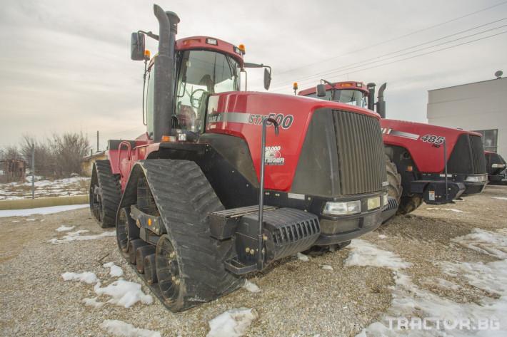 Трактори CASE IH Steiger STX 500 0