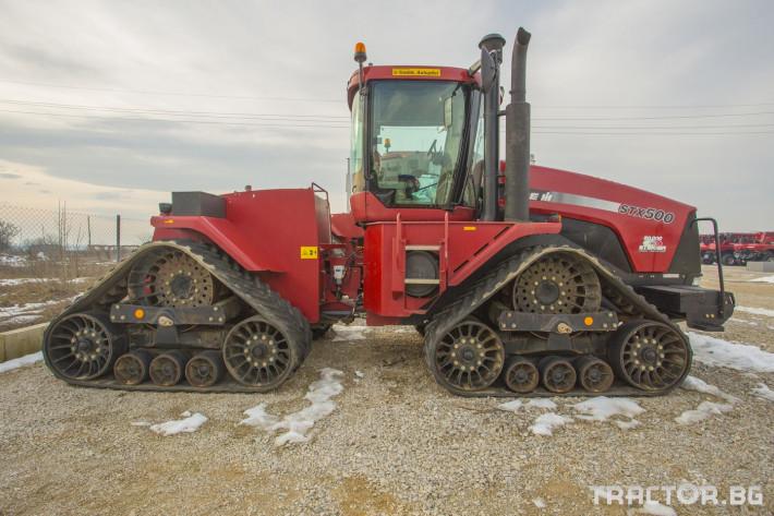 Трактори CASE IH Steiger STX 500 1
