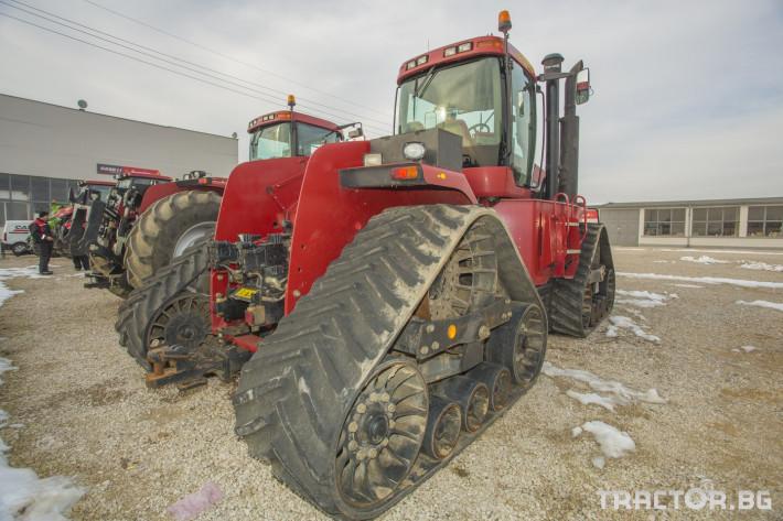 Трактори CASE IH Steiger STX 500 2