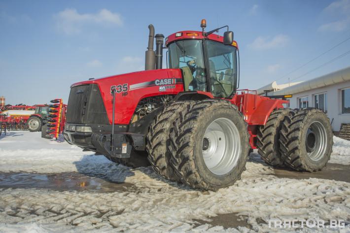 Трактори CASE IH Steiger 535 8