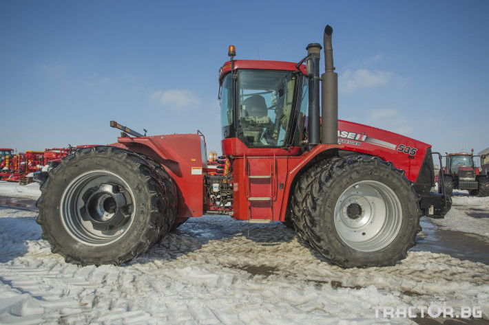 Трактори CASE IH Steiger 535 1