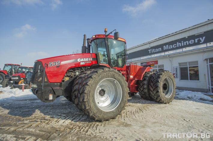Трактори CASE IH Steiger 535 7