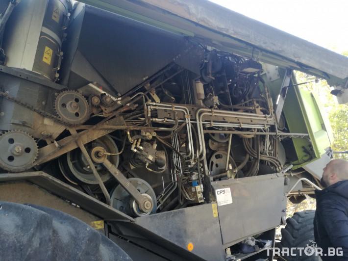 Комбайни Claas Lexion 670 / Финансиране 2