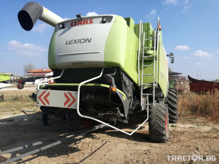Комбайни Claas Lexion 670 / Финансиране 6