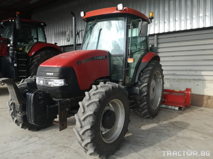Трактори CASE-IH JX95 0