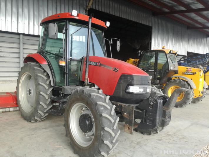 Трактори CASE-IH JX95 1