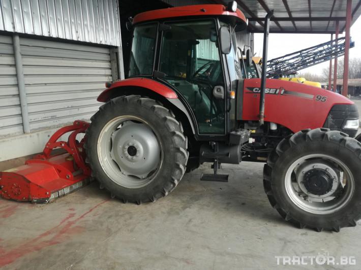 Трактори CASE-IH JX95 2