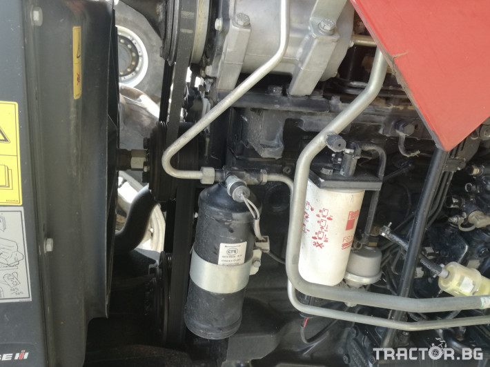 Трактори CASE-IH JX95 8