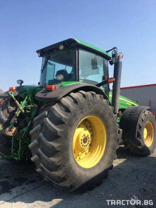 Трактори John-Deere 8530 2