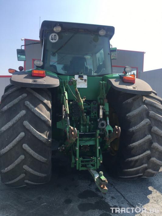 Трактори John-Deere 8530 5