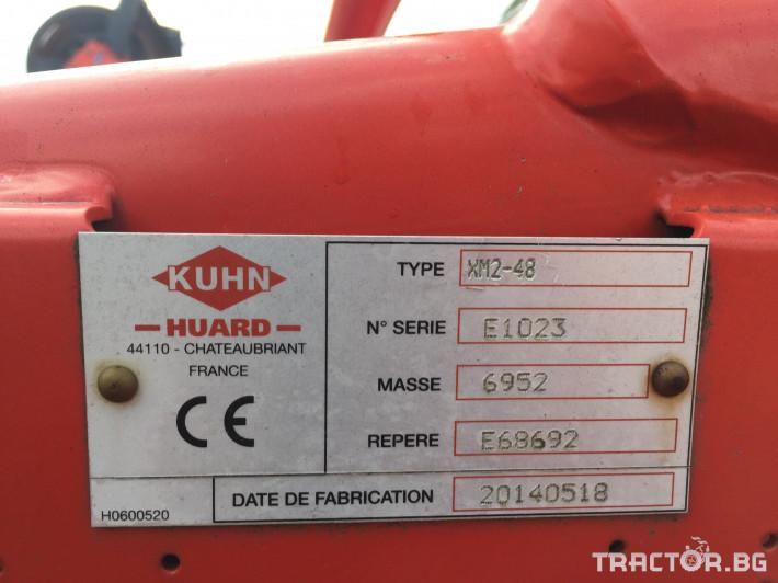 Брани KUHN XM2- 48 2